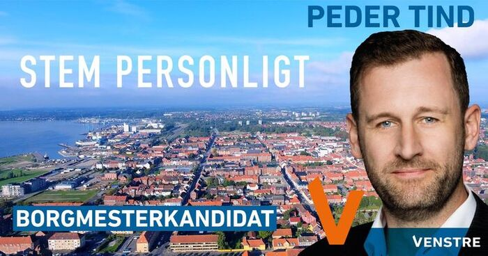 Peder Tind's cover photo